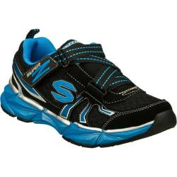 Boys' Skechers Geo Black/Blue