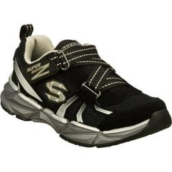 Boys' Skechers Geo Black/Silver