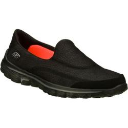Women's Skechers GOwalk 2 Linear Black