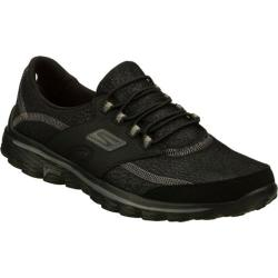 Women's Skechers GOwalk 2 Virtuosity Black
