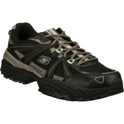 Men's Skechers Kirkwood Black/Charcoal