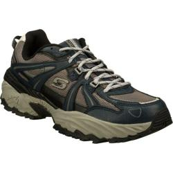 Men's Skechers Kirkwood Navy/Gray