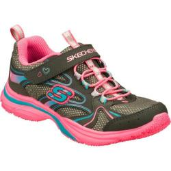 Girls' Skechers Lite Kicks Sprinterz Gray/Multi