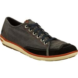 Men's Skechers Relaxed Fit Naven Cone Navy/Navy
