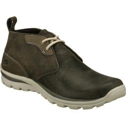 Men's Skechers Relaxed Fit Superior Keller Gray