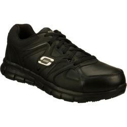 Men's Skechers Work Synergy Sure Gripper SR Black