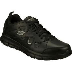 Men's Skechers Work Synergy Tal SR Black