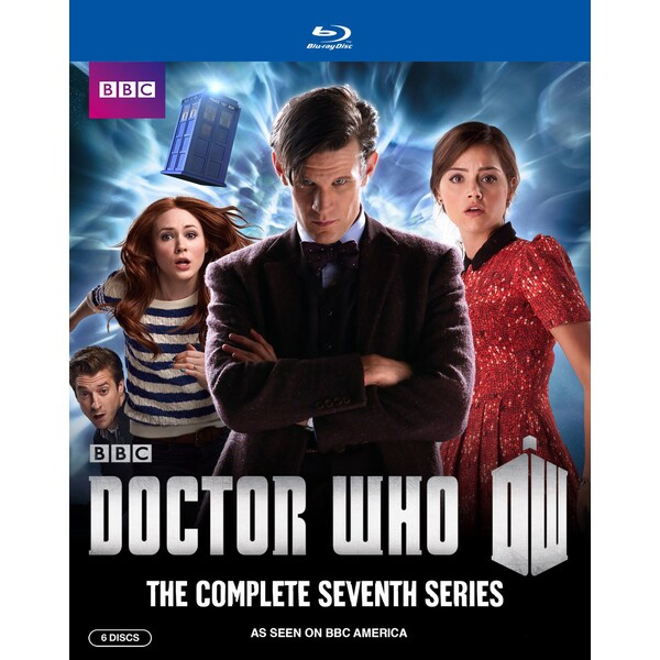Doctor Who: The Complete Seventh Series (Blu-ray Disc) 11433985