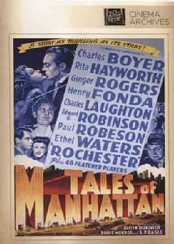 Tales Of Manhattan (DVD)
