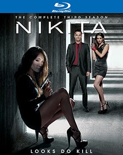 Nikita: The Complete Third Season (Blu-ray Disc)