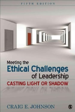 Meeting the Ethical Challenges of Leadership: Casting Light or Shadow (Paperback)