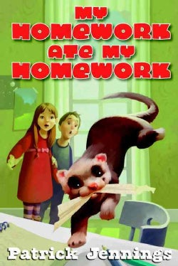 My Homework Ate My Homework (Paperback)
