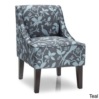 Marlow Bardot Swoop Accent Chair