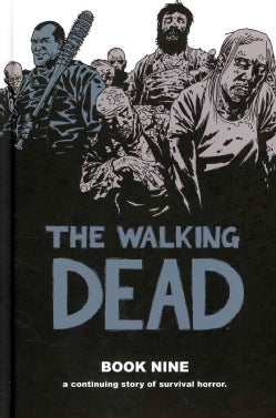 The Walking Dead 9 (Hardcover)