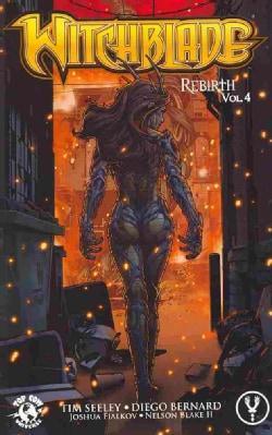 Witchblade: Rebirth 4 (Paperback)