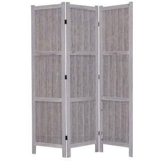 Terrance 3-Panel Fabric Screen (China)