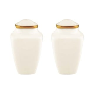 Lenox Eternal Square Salt and Pepper Shakers Set