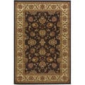 Domani Connections Kashan Mocha/Ivory Area Rug (7'10 x 9'10)