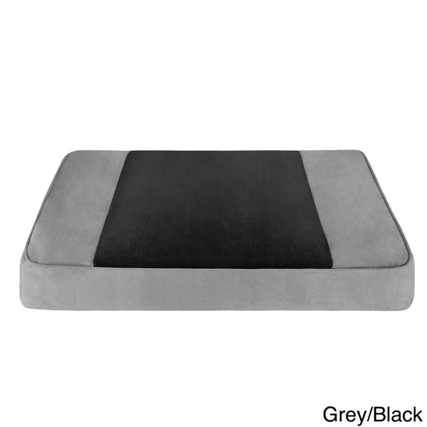 Soft Touch Pillow Top Stretch Pet Bed Lounger