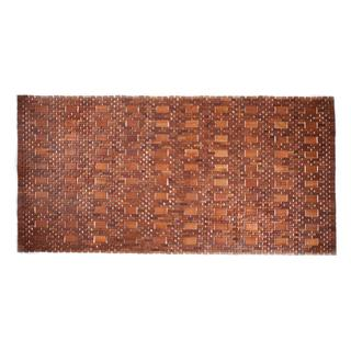 Mills Exotic Wood Rug/ Mat (3' x 5'11)