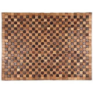 Adams Exotic Wood Mat (1'6 x 2'6)