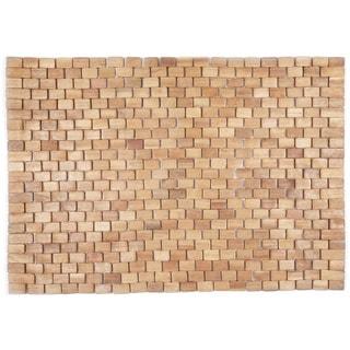 "Wright Exotic Wood Mat Natural (18""x30"")"