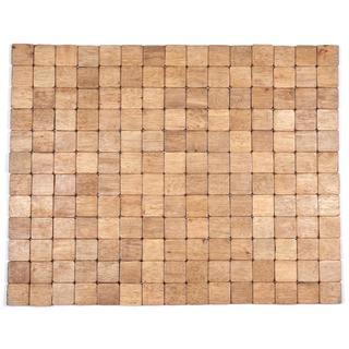 """Mather Exotic Wood Mat (18""""x30"""")"""