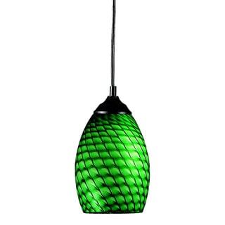 Jazz Sand Black 1-light Mini Pendant