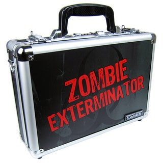 Common Sense Cases Zombie Exterminator Single/Double Pistol Case