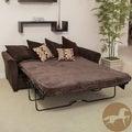 Christopher Knight Home Newbury Brown Pinchord Sofa Bed