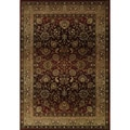 Generations Red/ Beige Rug (9'9 X 12'2)
