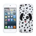 BasAcc Dotted Dalmatian Candy Skin Case for Apple iPod touch 5