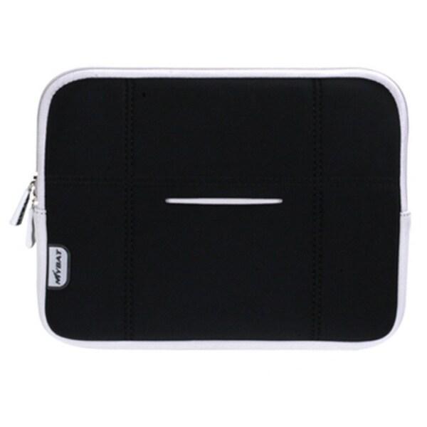 INSTEN Grey/ Bubble MySleeve for Apple iPad 1/ 2 iPad/ 4