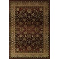 Generations Red/ Beige Rug (2' X 3')