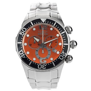 Invicta Men's 14198 Stainless Steel 'Pro Diver' Quartz Watch