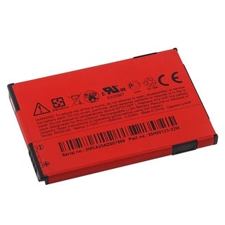 HTC EVO 4G Red Battery OEM RHOD160/ 35H00123-25M (Pack of 2)