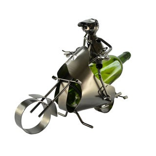 Motorcycle Wine Caddy Wine Bottle Holder