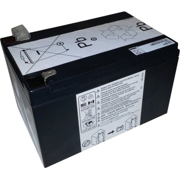 eReplacements Compatible Sealed Lead Acid Battery Replaces ub12120f2