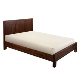 Colorado Queen-size Wood Bed
