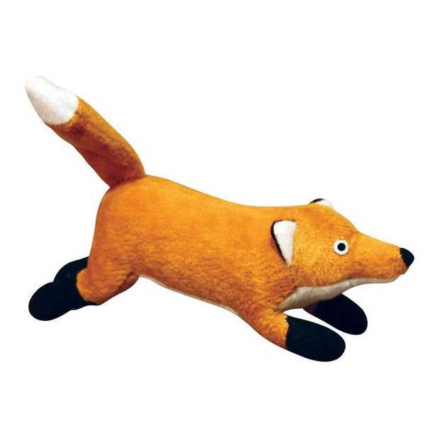 Mighty Toy Jr. Fox Dog Toy