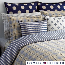 Tommy Hilfiger Spectator Plaid 3-piece Duvet Cover Set