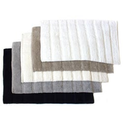Sherry Kline Stripe 21x32 Cotton Bath Rug