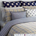 Tommy Hilfiger Spectator Plaid 3-piece Cotton Comforter Set (Euro Shams Sold Separately)
