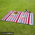 Madison Park Scotchgard Stain Release Travel Throw Blanket