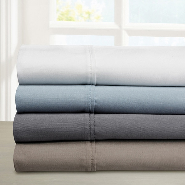 Madison Park 800 Thead Count Cotton Blend Sateen Sheet Set