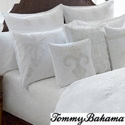 Tommy Bahama Tropical Hideaway Embroidered 4-piece Comforter Set