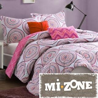 Mizone Cali Softspun 5-piece Comforter Set