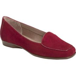 Women's Aerosoles Survival Red Suede