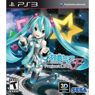 PS3 - Hatsune Miku Project Diva