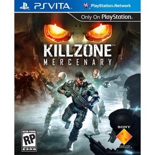 PSP Vita - Killzone Mercenary
